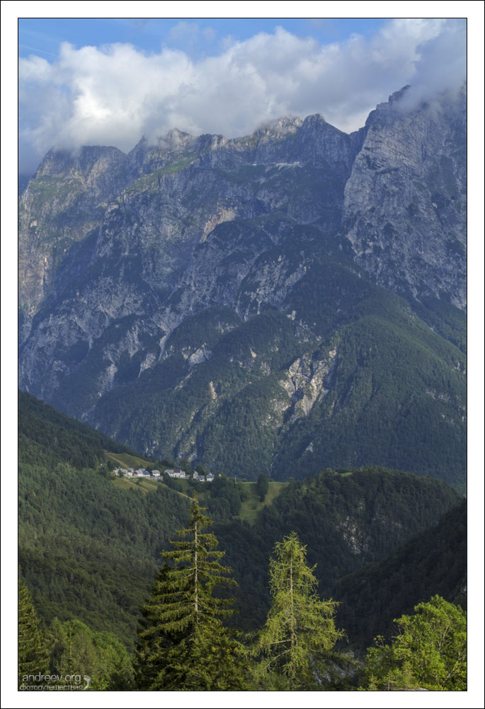 По лоскуткам Австро-Венгерской империи (Австрия - Словакия - Венгрия - Словения - Чехия)