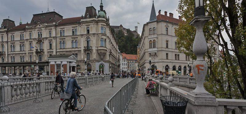 Словения: фотографии Любляны