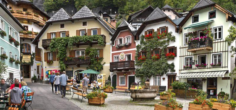 Австрия: фотографии Халльштатта