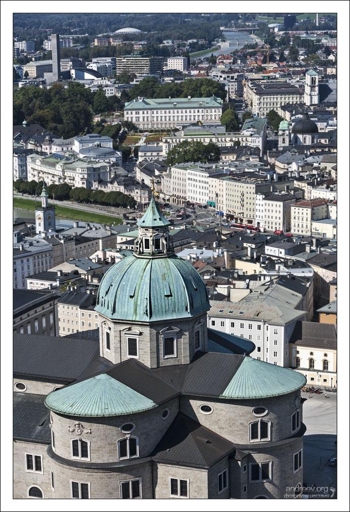 Австрия: Зальцбург (из цикла
