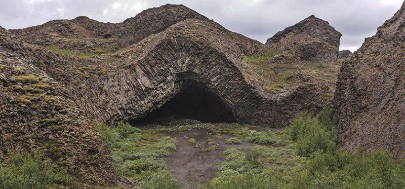 Исландия: скала-эхо. Фоторепортаж