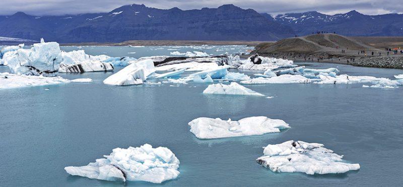 Исландия: там, где лёд. Фоторепортаж