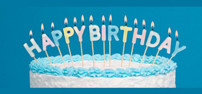 День Рождения Andreev.org: 18 лет!