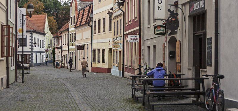 Чехия: Ческе-Будеёвице. Фотографии