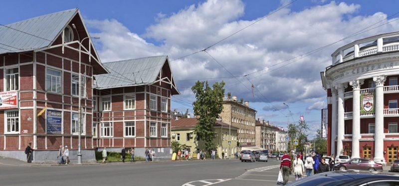 Россия: Петрозаводск. Фотографии