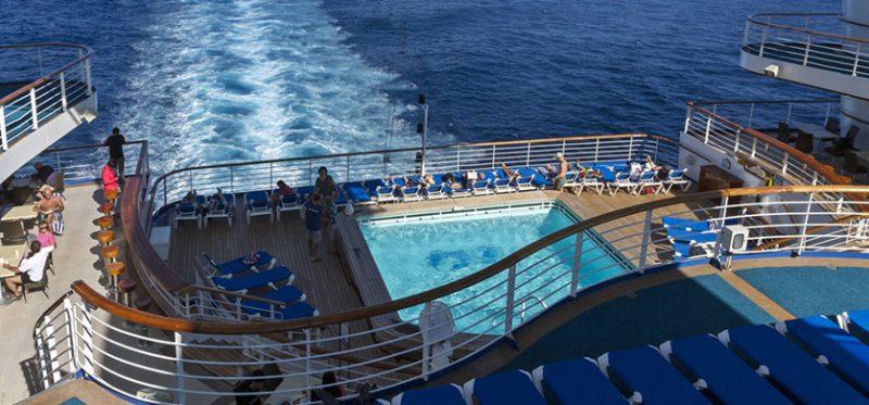 """Фотографии круизного судна """"Caribbean Princess"""""""