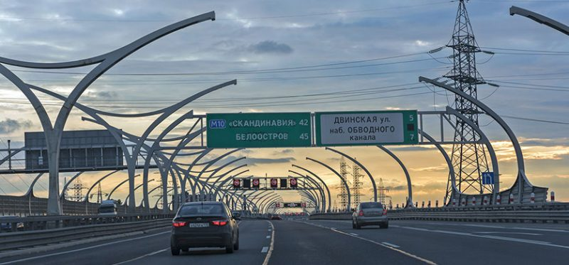 Из Питера в Москву, через Псков, Смоленск и Вязьму. Часть 1