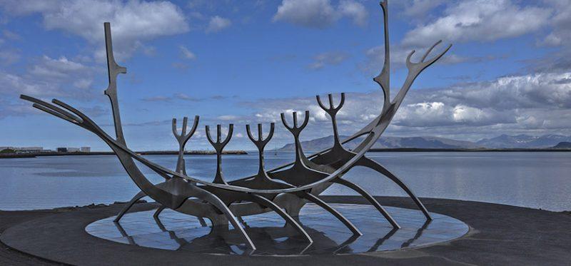 Исландия: Рейкьявик и Рейкьянес. Фотографии