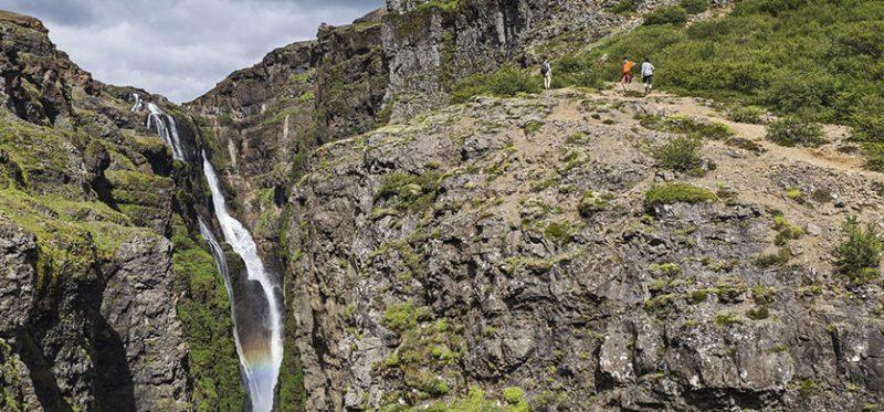 Исландия: Vesturland. Фотографии