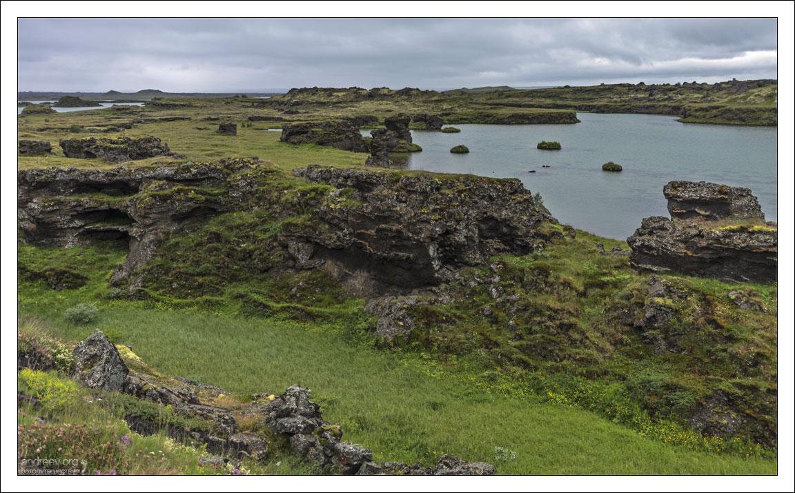Кемпер-путешествие по Исландии, и кусочек Гренландии