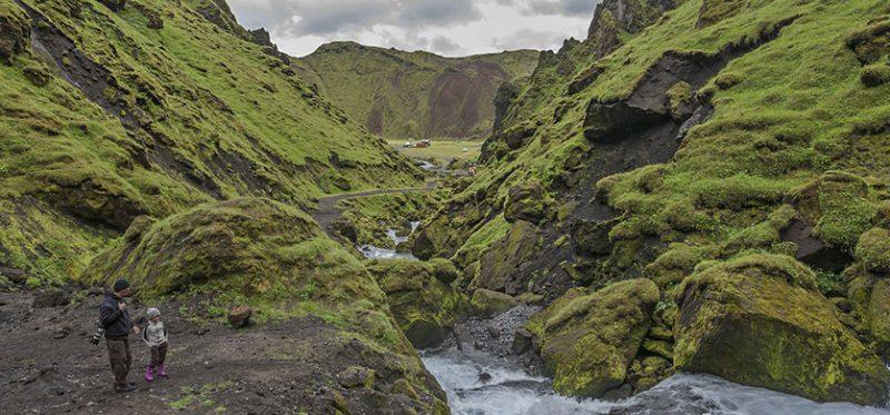 Исландия: Сюдюрланд. Фотографии