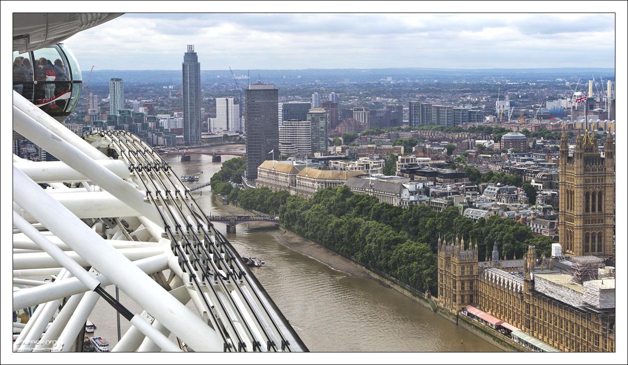 Лондон: Ай!