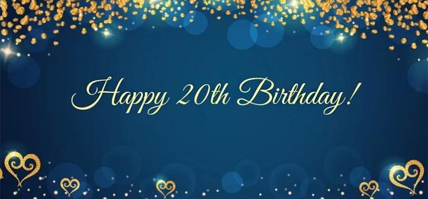Юбилей сайта: 20 лет Andreev.org!