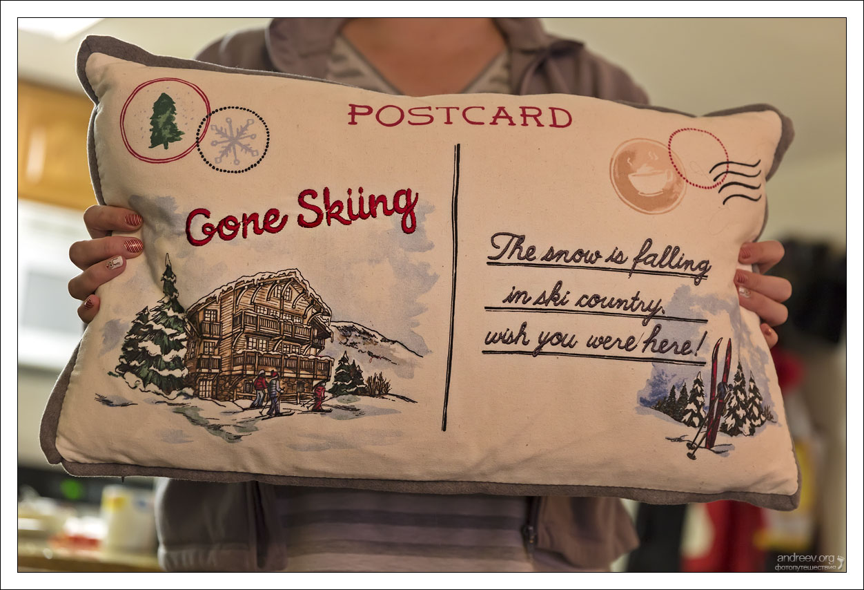 Колорадо: горнолыжный курорт Breckenridge. Фотографии
