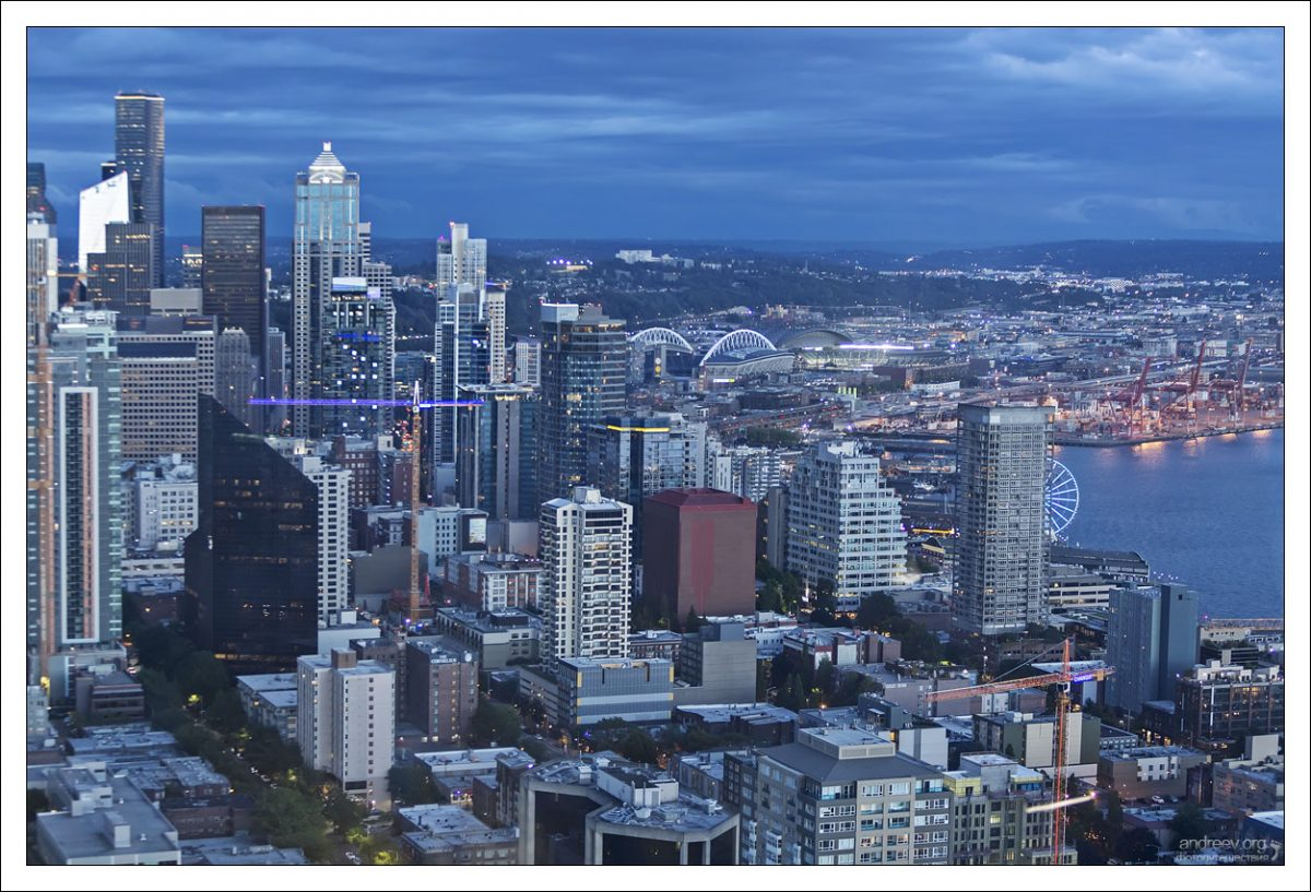 Сиэтл: на Игле
