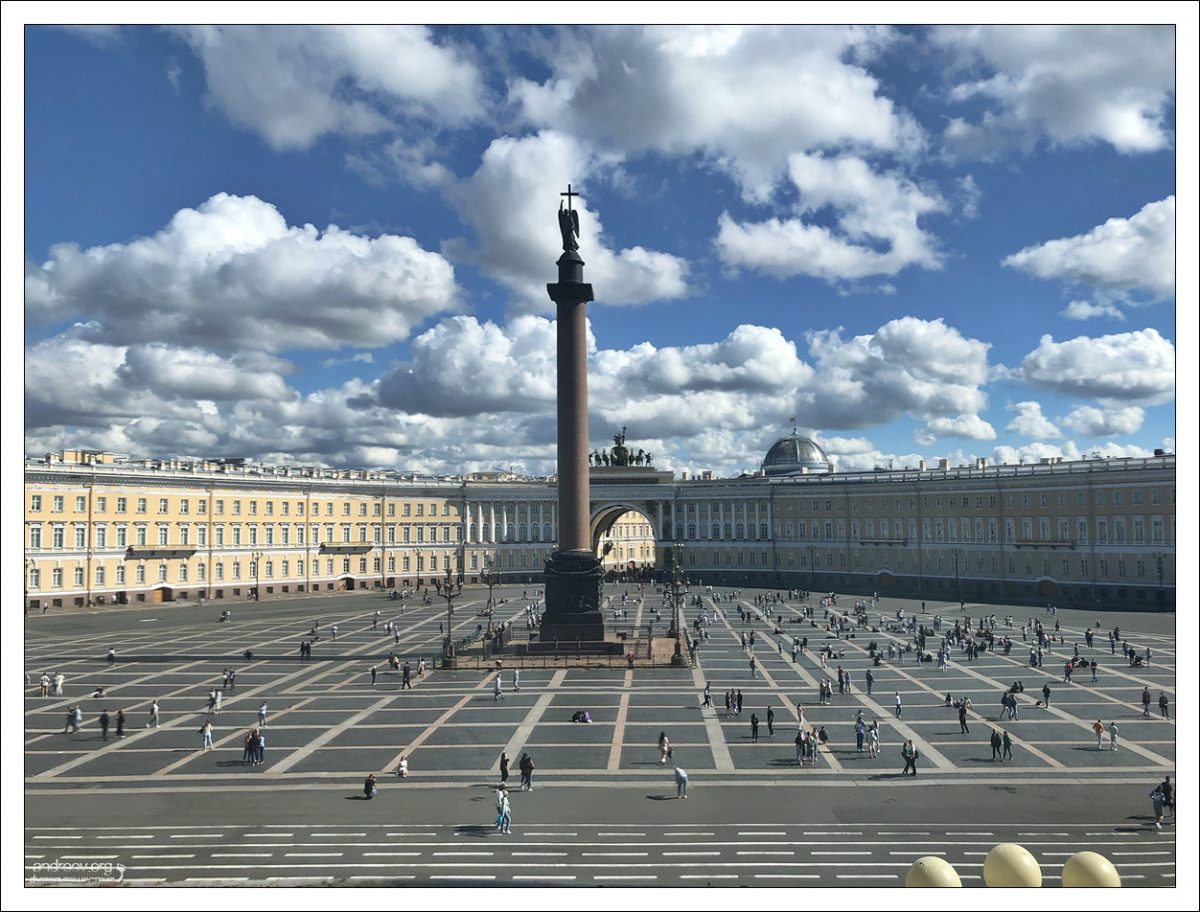 Съездили в Россию 2021. Фотоотчет