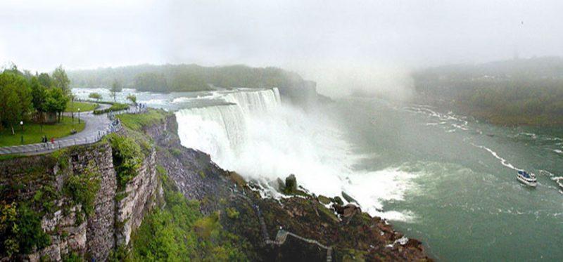 Поездка на Ниагарский водопад