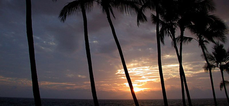 Разноцветные Гавайи