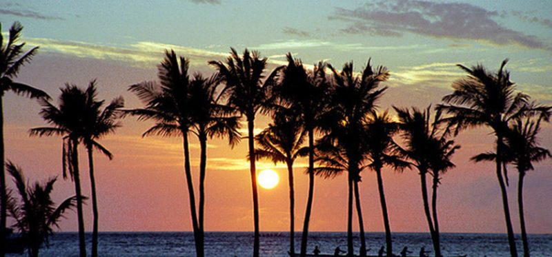 Гавайи: северная часть Большого острова, район Kohala