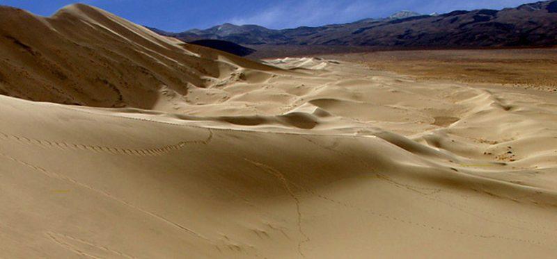 """Национальный парк """"Долина Смерти"""", Калифорния: фотографии"""