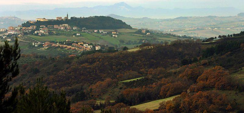 Италия: фотографии Ле Марке и Сан Марино