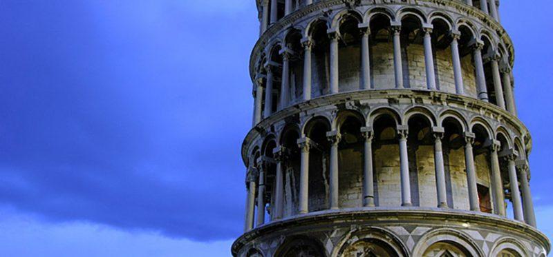 3000 км по Италии: Милан, Пиза, Флоренция