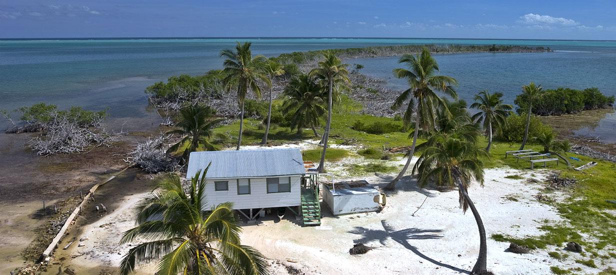 Белиз: Барьерный риф и атолл Turneffe