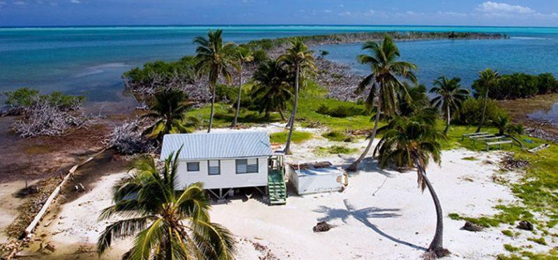 Путешествие в Белиз: день 4. Барьерный риф и атолл Turneffe