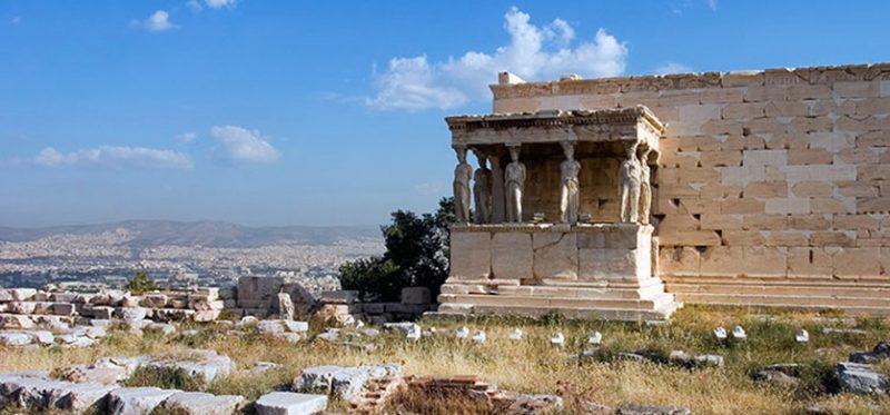 Греция: фотографии Афин и Аттики