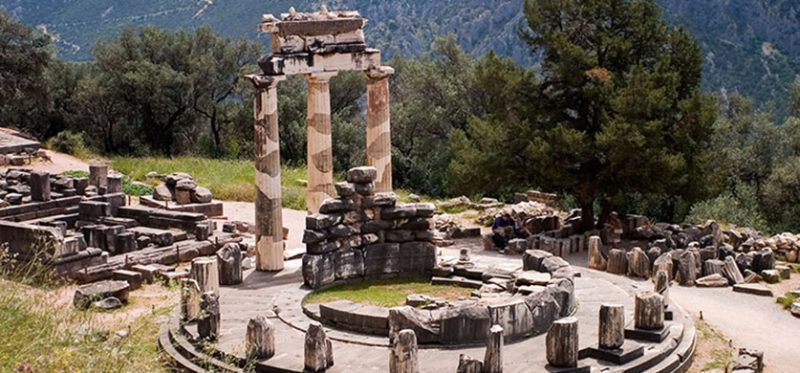 Греция: фотографии континентальной Греции
