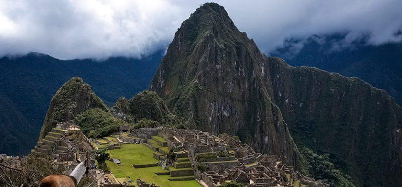 Вернулись из Перу