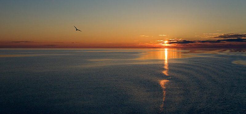 Фотографии Ладожского озера и архипелага Валаам