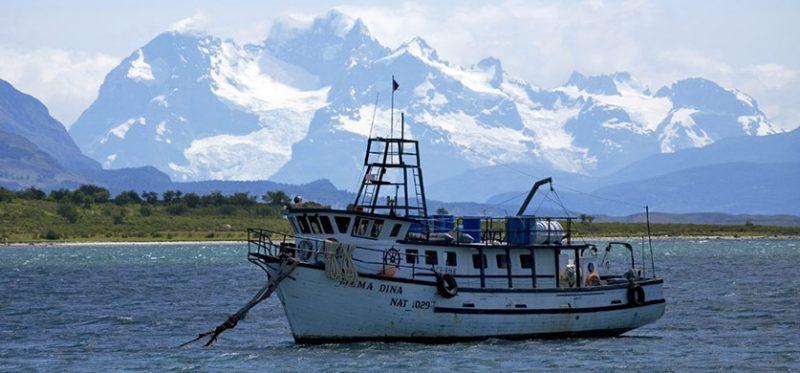 Ледниковая Патагония (Чили)