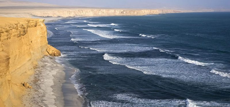 Перуанское побережье. Фоторепортаж