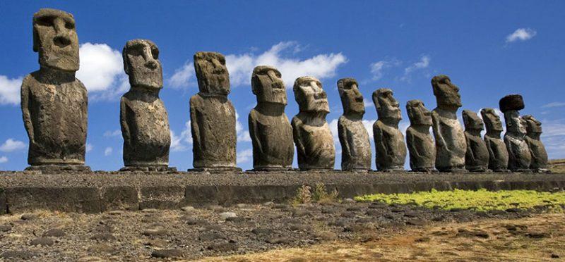 Чили: фотографии острова Пасхи
