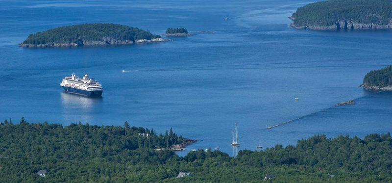 Каникулы в штате Maine, USA