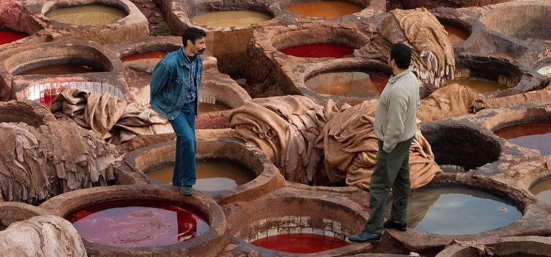 Марокко: такая работа. Фоторепортаж