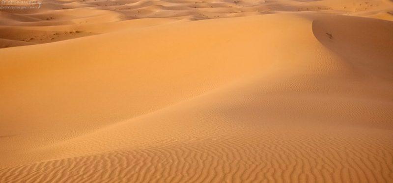 Марокко: большая песочница. Фоторепортаж