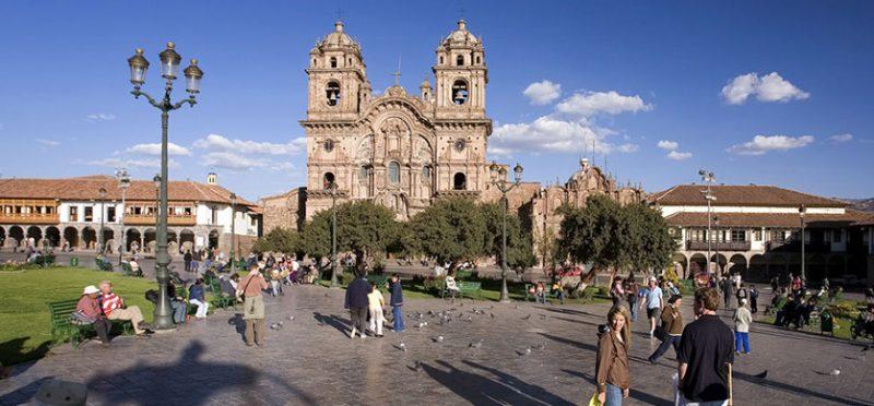 Перу: пятый фотоальбом. Город Куско