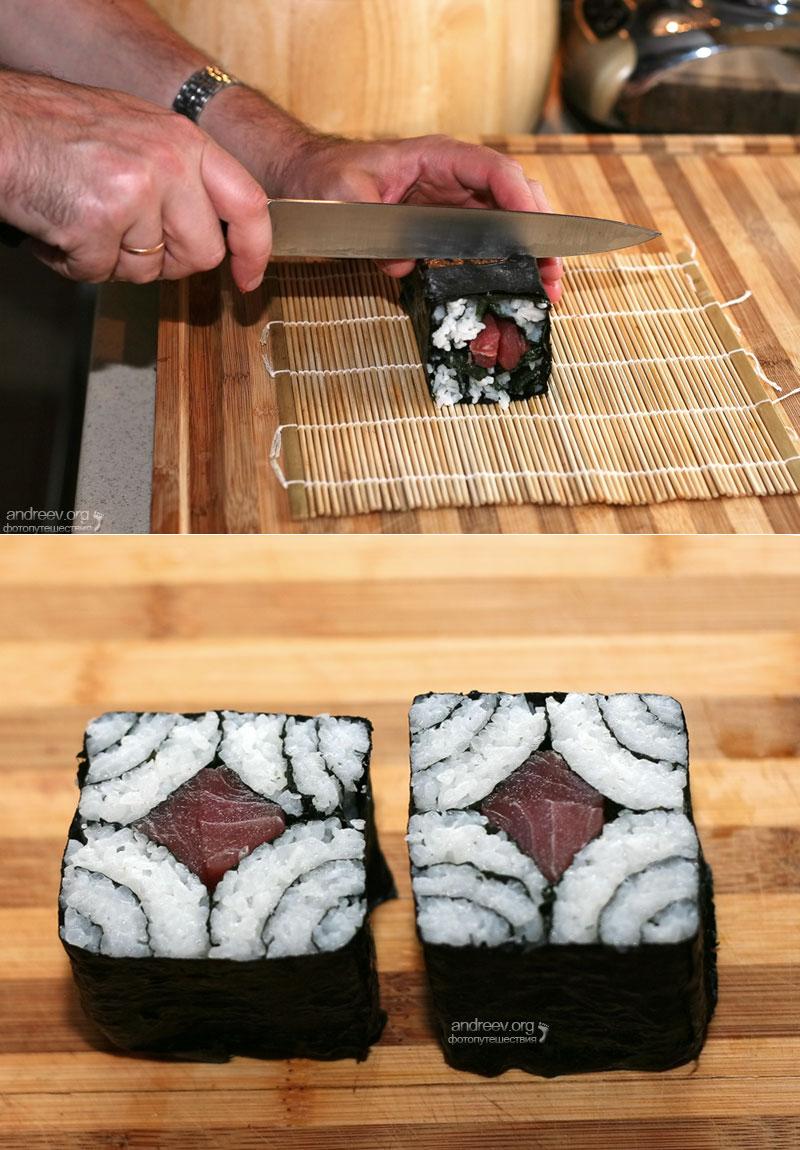 Суши как их делать в домашних условиях в картинках