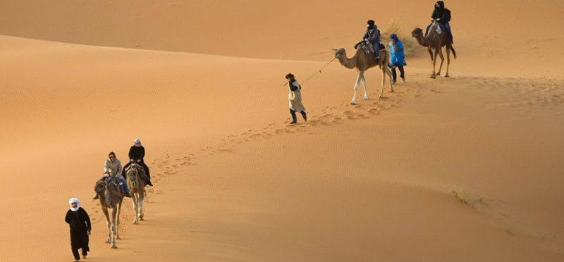 Марокко: фотографии Сахары