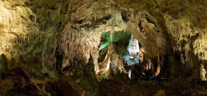 Нью-Мексико – Колорадо на RV: фотографии Карлсбадских пещер