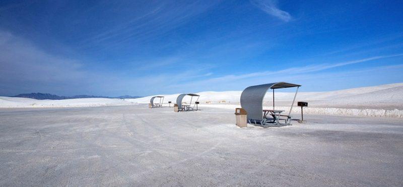 Нью-Мексико – Колорадо на RV: фотографии Белых песков