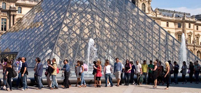 Франция: фотографии Парижа