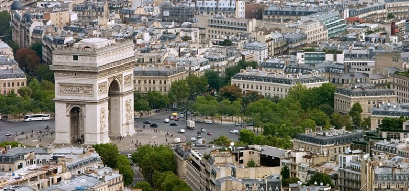 Франция: фотографии Парижа – 2