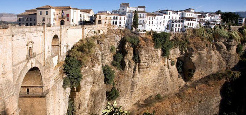Испания: белые городки Андалусии. Фоторепортаж