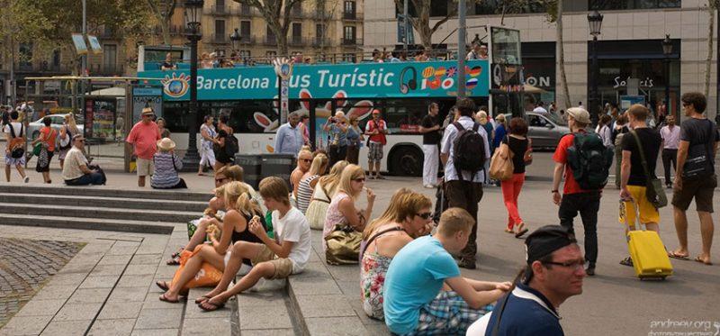 Испания: фотографии Барселоны