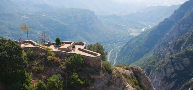 Испания: фотографии горы Монсеррат
