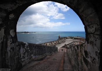 Пуэрто-Рико: Эль-Морро на защите острова