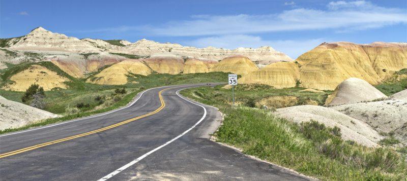 Южная Дакота: (не)плохая земля. Фоторепортаж